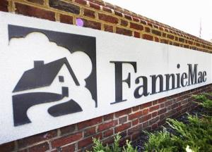 Salaries are big at Fannie Mae.