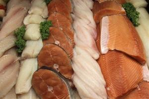 Supermarket fish counters were generally more reliable than restaurants, the study found.