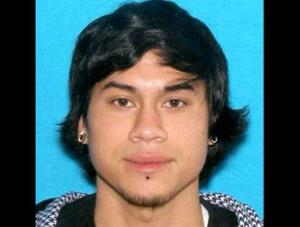 This photo provided by the Clackamas County Sheriff's Department shows Jacob Tyler Roberts.