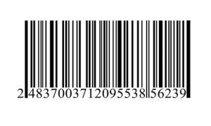 Bar codes are ubiquitous today.