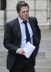Hugh Grant in a file photo.