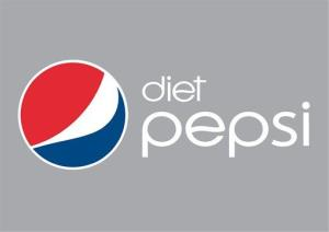 This undated photo provided by PepsiCo via PR Newswire shows the Diet Pepsi Logo.