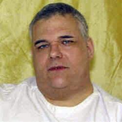 This undated file photo provided by the Ohio Department of Rehabilitation and Corrections shows death row inmate Ronald Post.