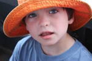 This undated photo made available on behalf of the Hockley family shows Dylan Hockley, 6.