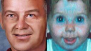 William Billy Jones was just 3 years old when he went missing in 1962. The image on the left is an age-processed approximation of what Billy might look like today.