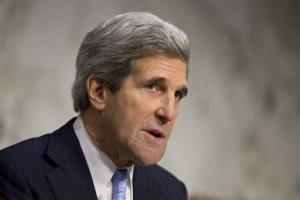 Senate Foreign Relations Chairman John Kerry, D-Mass., in a file photo.