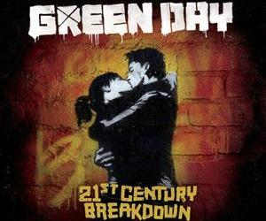 In this album cover image released by Warner Bros., the latest CD by Green Day, 21st Century Breakdown, is shown.