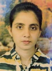Jacintha Saldanha in an undated photo.