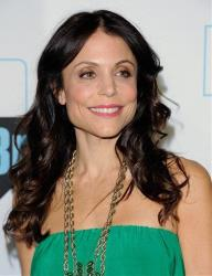 This April 4, 2012 file photo shows TV personality Bethenny Frankel at the Bravo network 2012 upfront presentation in New York.
