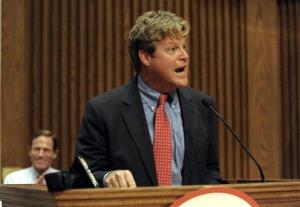 Ted Kennedy Jr. announced today that he wouldn't seek the Massachusetts Senate seat presumably being vacated by John Kerry.