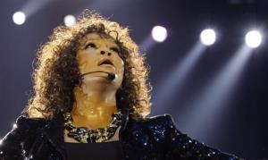FILE - In this Sunday, April 25, 2010, file photo, U.S singer Whitney Houston performs in London as part of her European tour. Houston, 48, died Feb. 11, 2012.