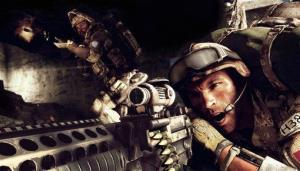 This undated publicity photo provided by Electronic Arts Inc. shows a scene from the video game Medal of Honor: Warfighter.