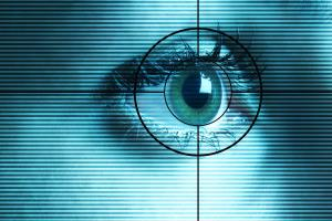 The test only takes a few minutes per eye, researchers say.