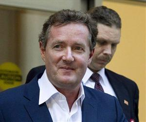 Piers Morgan has a right to say whatever he wants.