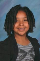 This undated photo provided by the Las Vegas Police Department shows Jade Morris.