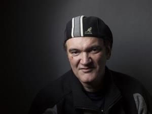 In this Dec. 16 photo, director Quentin Tarantino poses in New York for a portrait in promotion of Django Unchained.