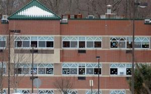 Chalk Hill School is seen in Monroe, Conn., Wednesday, Jan. 2, 2013.