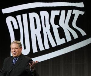 In this Jan. 13, 2012 file photo, Former Vice President Al Gore, Current TV Chairman and Co-Founder, participates in the Television Critics Association Winter Press Tour in Pasadena , Calif.