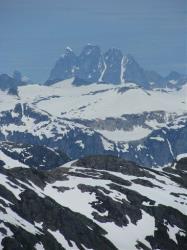 File photo of Alaskan mountains.