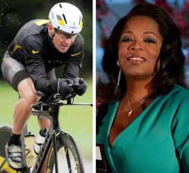 Armstrong has agreed to a televised interview with Oprah that will air next week and will address allegations that he used performance-enhancing drugs during his cycling career.