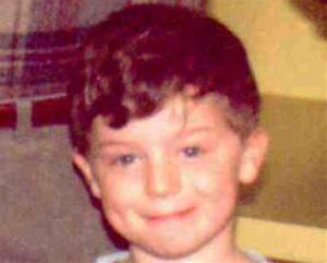 Richard Wayne Landers, Jr., who authorities say was abducted from Indiana by his paternal grandparents in 1994 during custody proceedings.