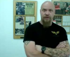 James Yeager, CEO of Tactical Response.