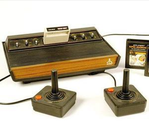 In this photo provided by Strong National Museum of Play is the Atari video game system inducted into the Toy Hall of Fame in Rochester, N.Y., Thursday Nov. 8, 2007.