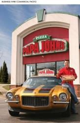 Papa John's Founder and CEO John Schnatter.