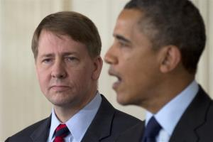 Richard Cordray's appointment to lead the Consumer Financial Protection Bureau might be in trouble because of today's court ruling.
