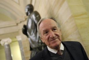 Sen. Tom Harkin, D-Iowa, won't run for re-election.
