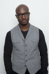 Taye Diggs poses for a portrait on Tuesday, Jan. 22, 2013, in New York.