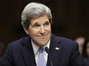 John Kerry will be the next secretary of state.
