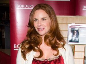 Actress Melissa Gilbert in 2009.