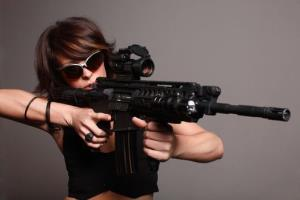 Ruth Marcus argues that assault weapons do not make women safer, gun control does.
