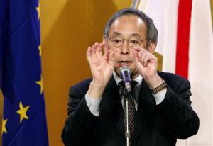 Energy Secretary Steven Chu is leaving the Cabinet.