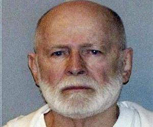 This June 23, 2011 file booking photo shows James Whitey Bulger, who was captured in June 2011 in Santa Monica, Calif.