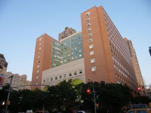St. Luke's Hospital in New York City.