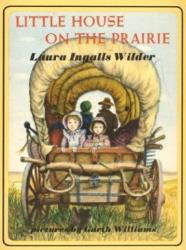The cover of 'Little House on the Prairie.'