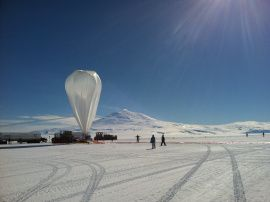Super-TIGER beat the previous scientific balloon flight duration record by just over a day.