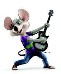 This undated handout image provided by CEC Entertainment Inc. shows an image from the company's new Chuck E. Cheese, national ad campaign.