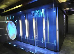 This 2011 photo provided by IBM shows the computer system known as Watson at IBM's research center in Yorktown Heights, N.Y.