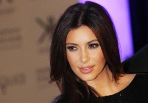 Kim Kardashian in a file photo.