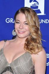 Leann Rimes poses for photographersFeb. 7, 2013, in Los Angeles.