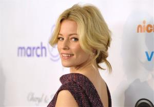 Elizabeth Banks arrives to the March of Dimes Celebration of Babies on Friday, Dec. 7, 2012, in Beverly Hills, Calif.