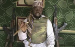 This file image from Wednesday, Jan. 10, 2012,  shows the leader of Boko Haram, Imam Abubakar Shekau.