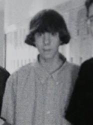 This undated photo shows Adam Lanza  in a Newtown High School yearbook photo.