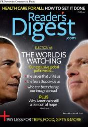 Reader's Digest publisher RDA Holdings has filed for bankruptcy.