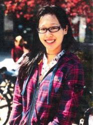 This photo released by the Los Angeles Police Department shows Elisa Lam of Vancouver, British Columbia, Canada.