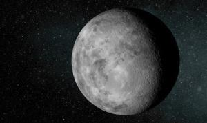 This image provided by NASA shows an artist rendering of the newfound planet known as Kepler-37b.