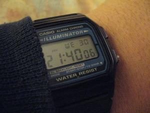 If you thought digital watches were cool back in the 1980s, just wait until Apple comes out with its long-rumored iWatch.